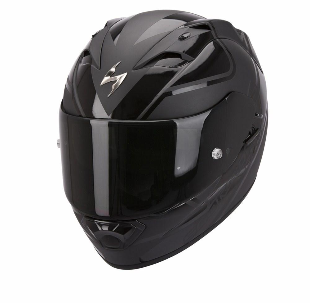 Scorpion Exo 1200 Air Freeway full face helmet black