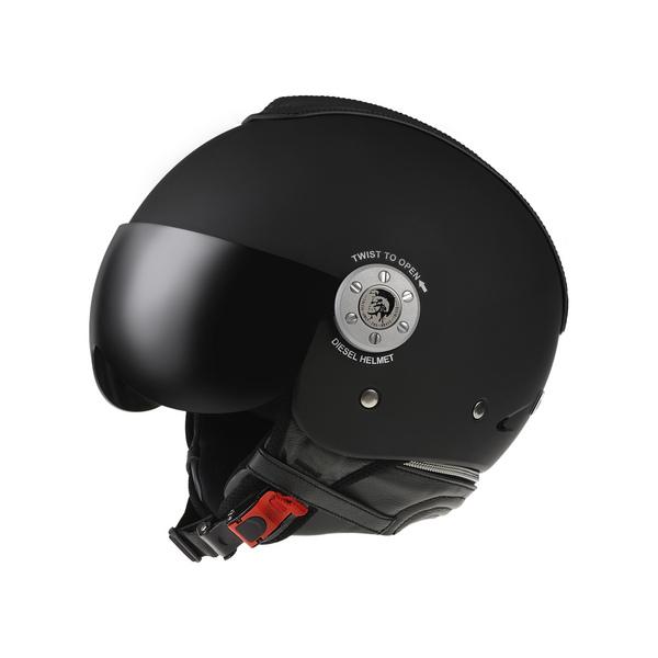 Diesel Mowie jet helmet matt black