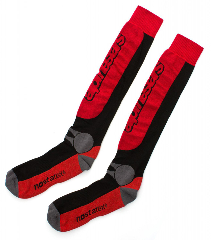 Technical socks baby Alpinestars Thick Red