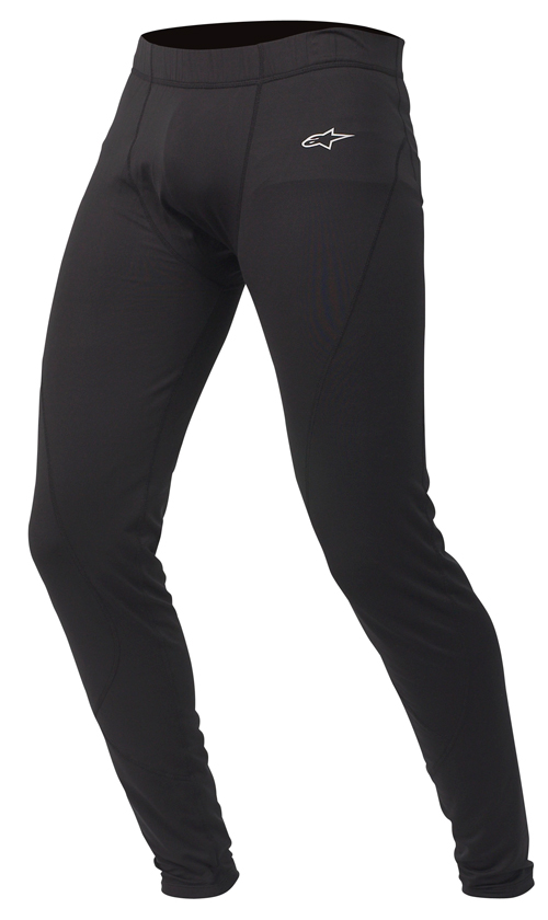 Pantaloni intimi Alpinestars Thermal Tech neri