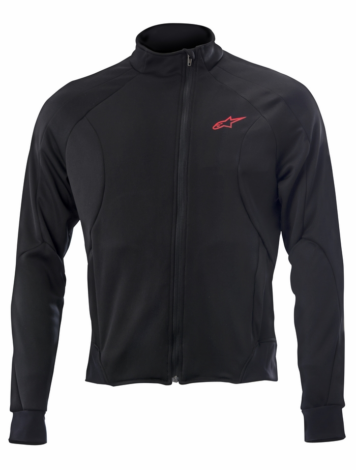 Jersey with long zip Alpinestars Touring Mid Layer