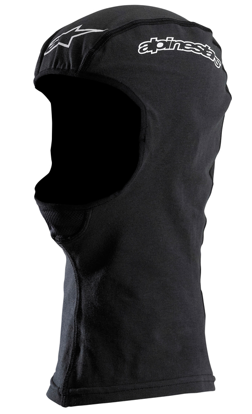 Alpinestars Open Face balaclava black