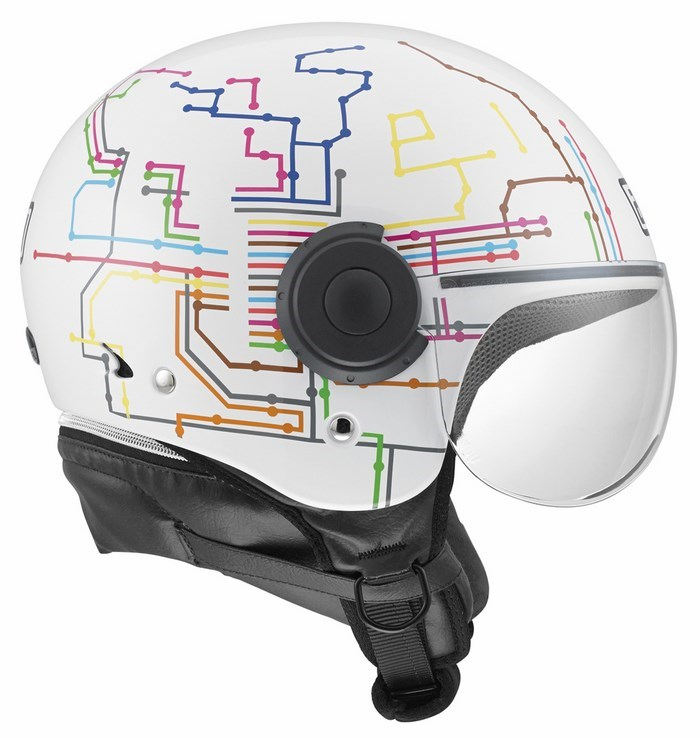 Agv City Bali Copter Multi Subway helmet