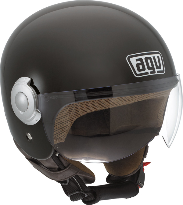 Agv Bali Copter Mono jet helmet black