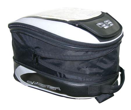 Bagster Minea Tankbag Black