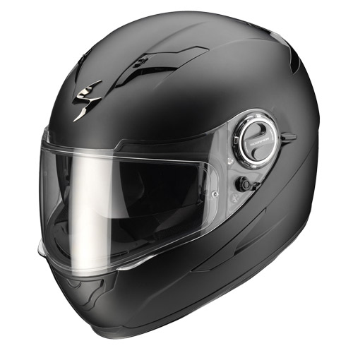 Casco integrale Scorpion Exo 500 Air Nero Opaco