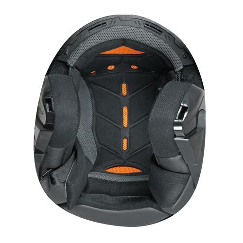 CGM 505A Singapore modular helmet with double omologation J/P