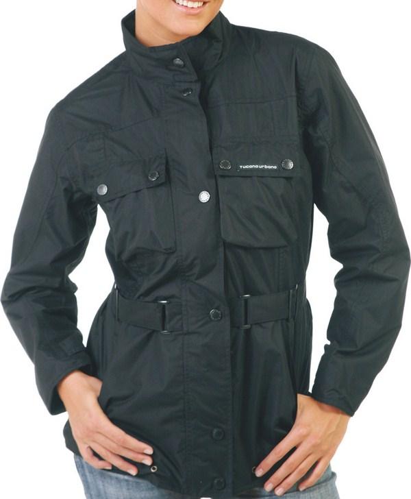 Tucano Urbano women waterproof jacket Tucanji Lady T 546T black