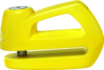 Lock Abus 290 Element yellow