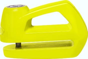 Lock Abus 285 Element yellow