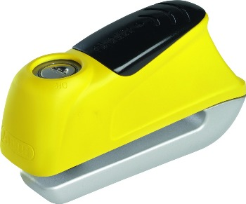 Bloccadisco Abus Trigger Alarm 350 yellow