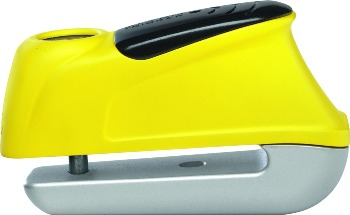 Trigger Alarm Lock Abus 345 yellow