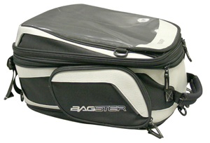 Bagster Tank Bag Grey Cross'r