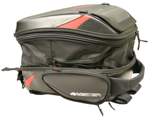Bagster Tank Bag Black Rider