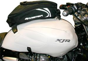 Bagster tank bag Newsign Black