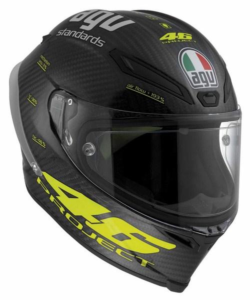 Agv Pista GP Limited Edition Project 46 fullface helmet