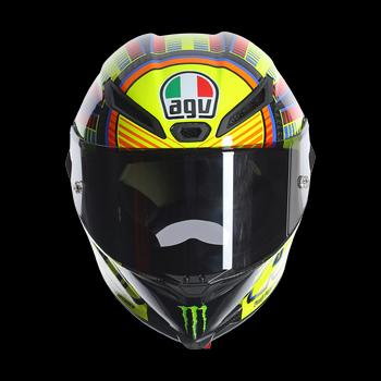 AGV Pista GP Top Sole Luna full face helmet Carbon