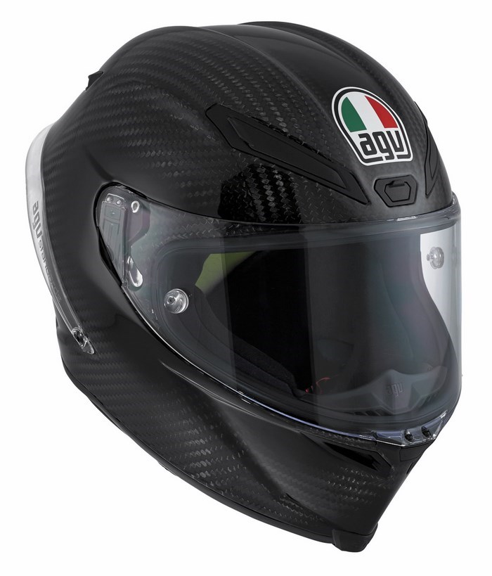 Casco moto Agv Race Pista GP Mono Carbon