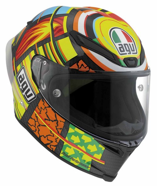 Agv Pista GP Limited Edition Elements fullface helmet