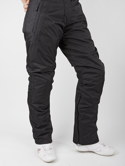 Motorcycle trousers woman LS2 Challenge Black
