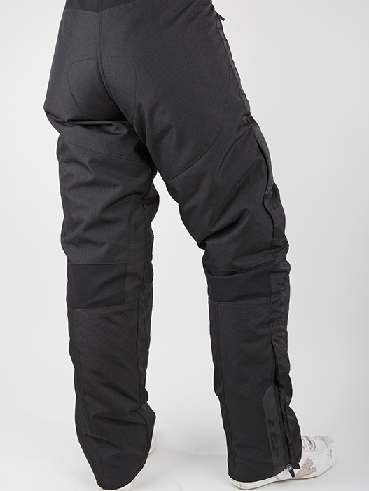 Motorcycle trousers woman LS2 Motion Black