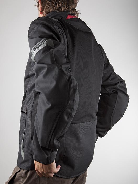 Summer Breeze LS2 Motorcycle Jacket Black