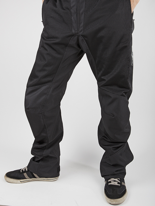 Summer Breeze LS2 Motorcycle Pants Black