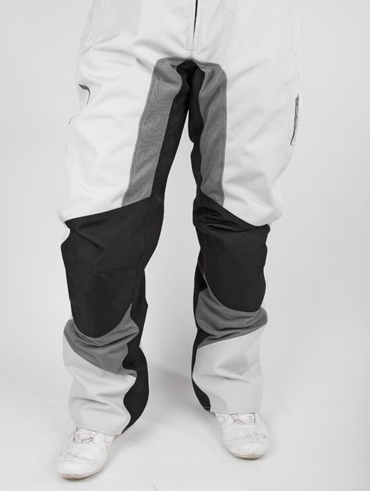 Summer Breeze woman LS2 Motorcycle Pants Black Grey