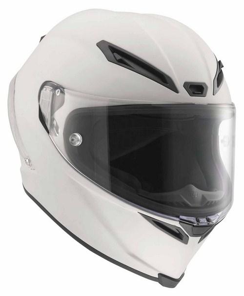 Agv Corsa Mono Primer full-face helmet white