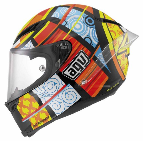 Casco moto Agv Corsa Top Elements