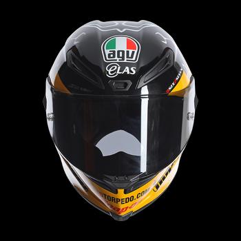 Agv Race Corsa full face helmet Replica Guy Martin
