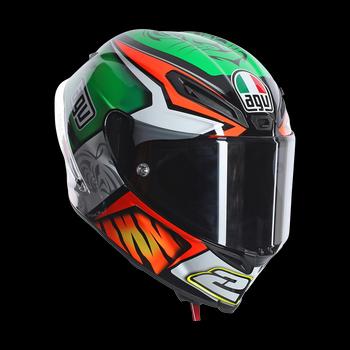 Agv Race Corsa full face helmet Replica 23 Niccolò Antonelli