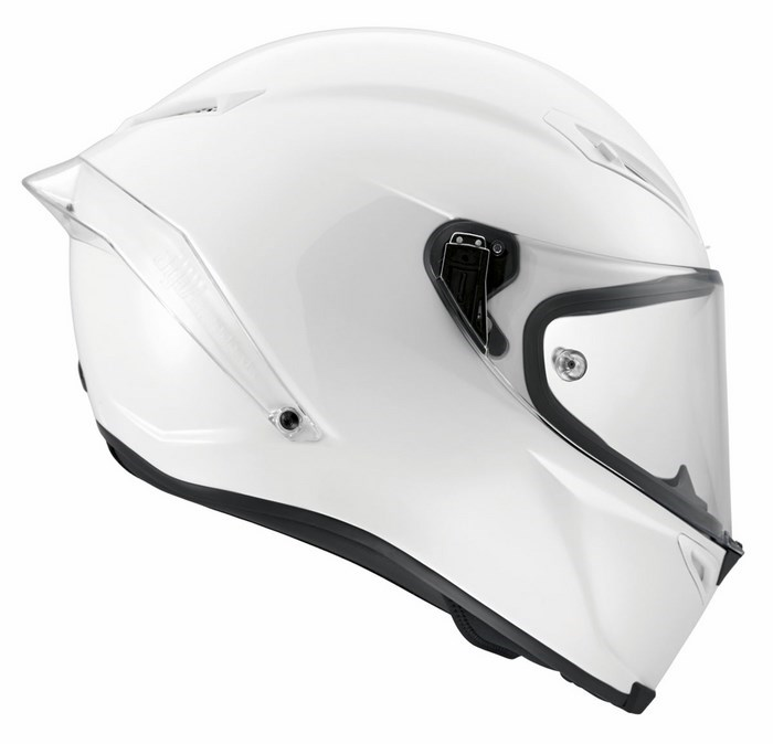 Agv Race Corsa Mono helmet white