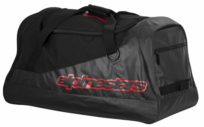 140 Alpinestars Duffel Holdall Black Red