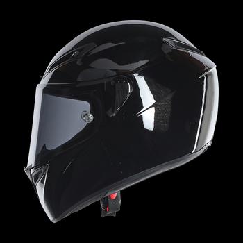 AGV GT Veloce full face helmet Black gloss