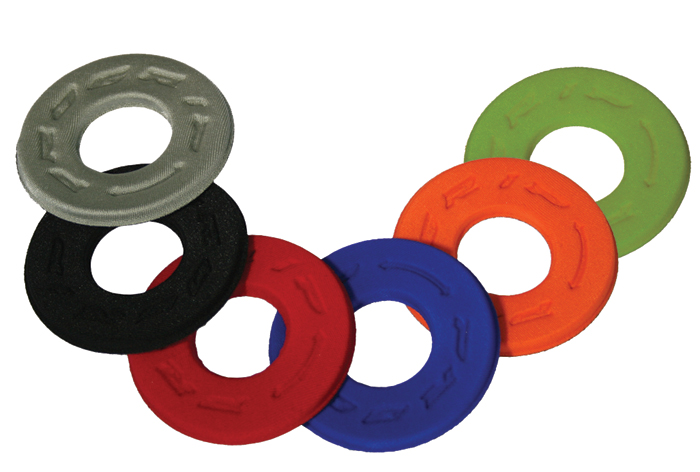 Headbands antivesciche to grips Progrip Black