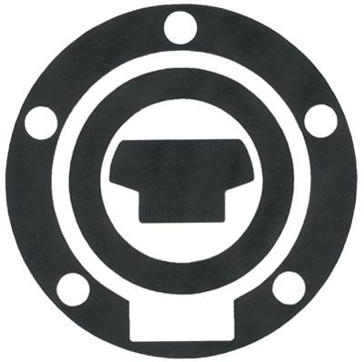 Adesivo resinato proteggi tappo serbatoio Yamaha Progrip Carboni