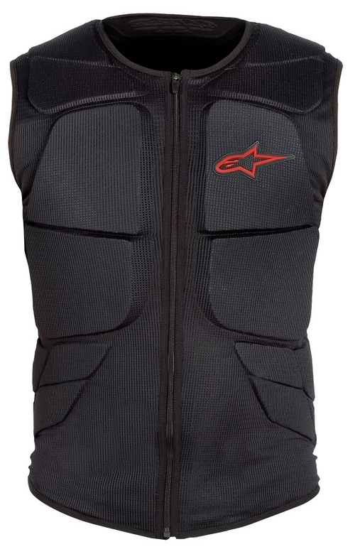 Alpinestars Track Protection vest black