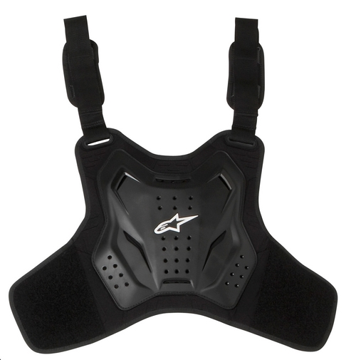 Gilet protettivo Alpinestars SMX Bionic nero