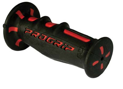 Scooter Gont Grips Progrip Dual Density Black Yellow