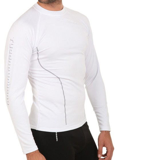 TUCANO URBANO Polo Nord 670 Long Sleeves Thermal Shirt white
