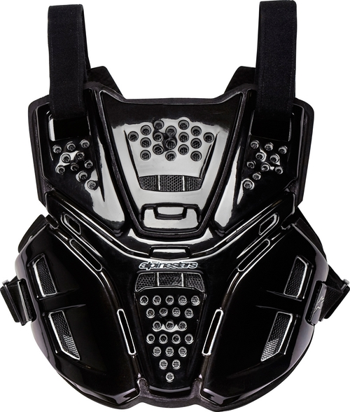 Alpinestars A-6 chest protector  for BNS black