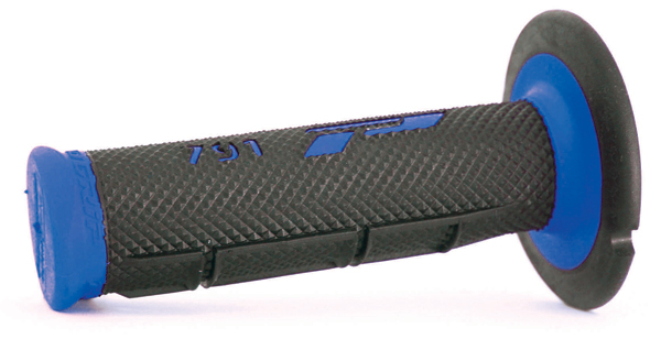 Cross Progrip Grips Dual Density Black Blue