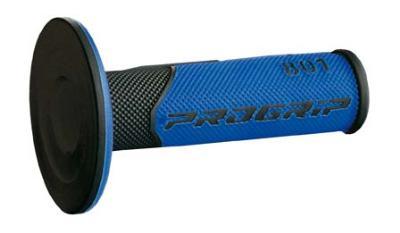 Cross Progrip Grips Dual Density Black Blue