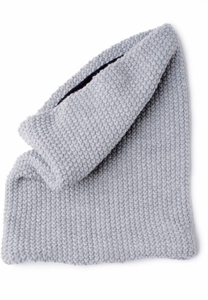 Cappello-Collare Tucano Urbano Sharpei 695  grigio chiaro