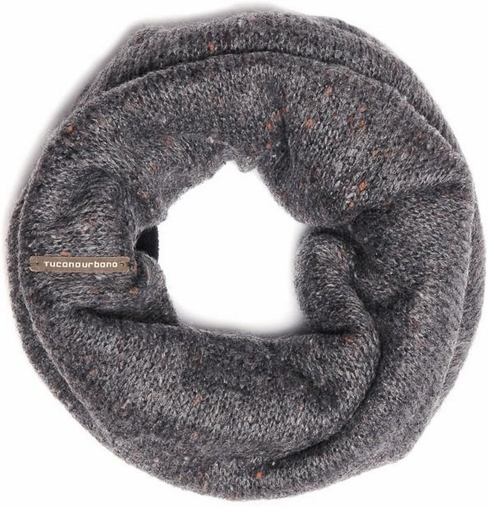 Cappello-Collare Tucano Urbano Sharpei 695  grigio melange