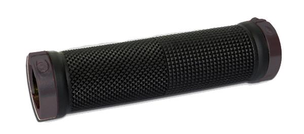 Progrip Grips MTB with aluminum inserts Black