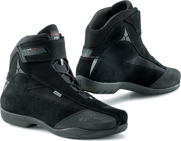 Tcx Jupiter Evo Gore-Tex motrocycle shoes black