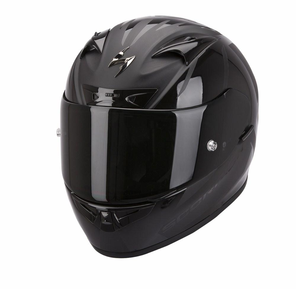 Scorpion Exo 710 Air Spirit full face helmet black