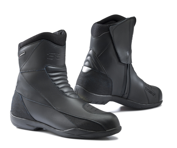 Stivaletti moto TCX X-Ride Waterproof Nero